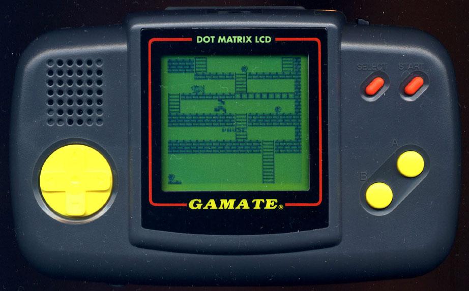 Gamate: Hardware